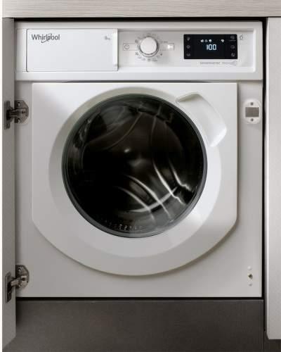 WHIRLPOOL BI WMWG 91484E EU, Vstavaná práčka