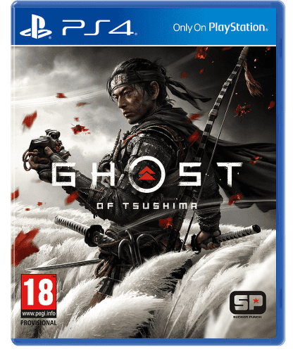 Ghost of Tsushima - PS4 hra