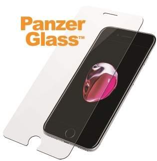 PanzerGlass tvrdené sklo pre Apple iPhone 7 Plus, transparentná