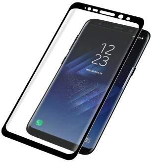 Panzerglass ochranné tvrdené sklo pre Samsung Galaxy S8+, čierna