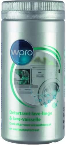 Wpro DES 708, odvápňovač do práčiek a umývačiek