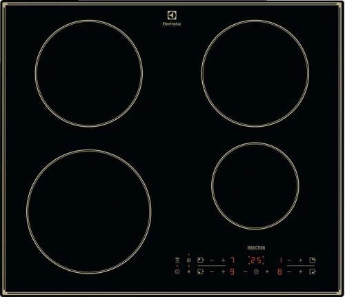 ELECTROLUX CIR60430CB, čierna indukčná varná doska