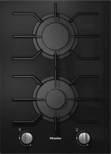 MIELE CS7102-1 FL, čierna plynová varná doska