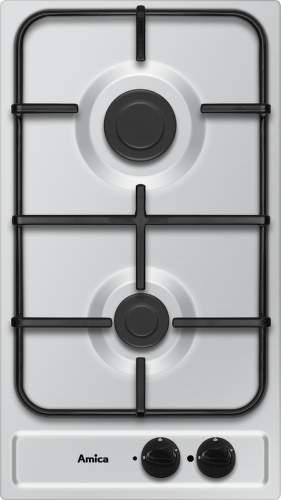 AMICA PG 3510 X, nerezová plynová varná doska