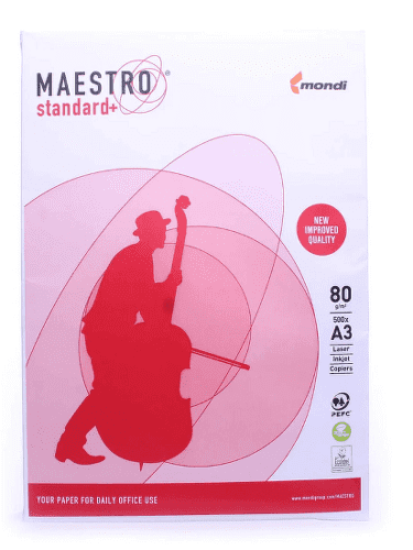 Maestro Standard+, A3 (500ks)