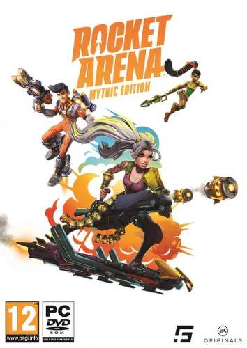 Rocket Arena Mythic Edition PC hra