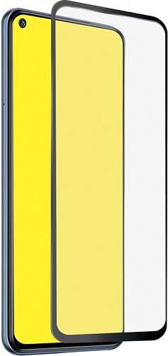 SBS Full Cover tvrdené sklo pre Xiaomi Redmi Note 9, čierna