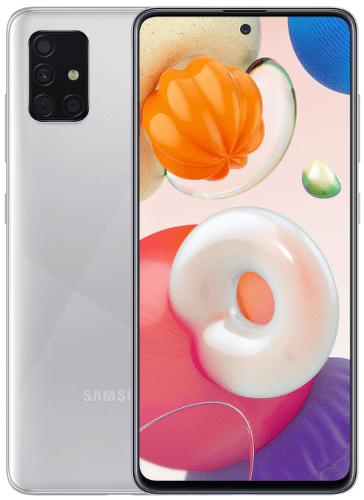 Samsung Galaxy A51 128 GB strieborný