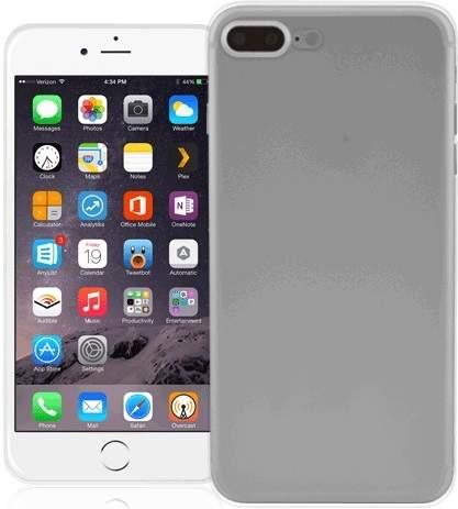 Fonex TPU puzdro pre Apple iPhone 8+/7+, transparentná