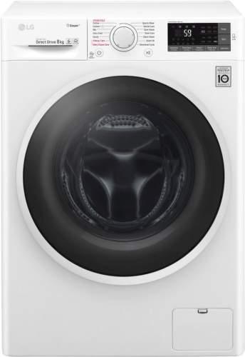 LG FW84J6TY0, parná práčka plnená spredu