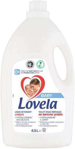 Lovela Color 4,5L, Prací prostriedok