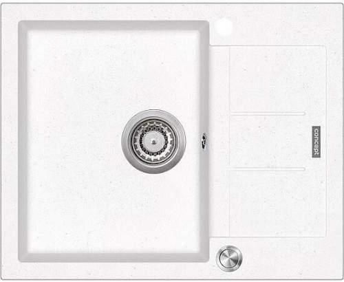 Concept DG05C45WH drez biely