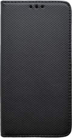 Mobilnet knižkové puzdro pre Xiaomi Redmi Note 9, čierna