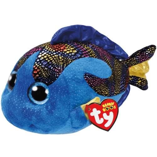 PIXI modrá ryba 15 cm plyšová hračka