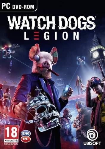 Watch Dogs Legion PC hra
