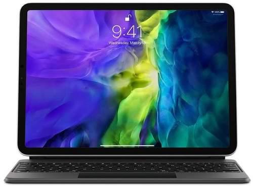 "Apple Magic Keyboard MXQT2Z/A čierne puzdro s klávesnicou pre 11"" Apple iPad Pro"