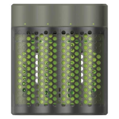 GP Speed M451 - 4x AA/AAA Nabíjačka + 4× GP ReCyko 2700mAh AA