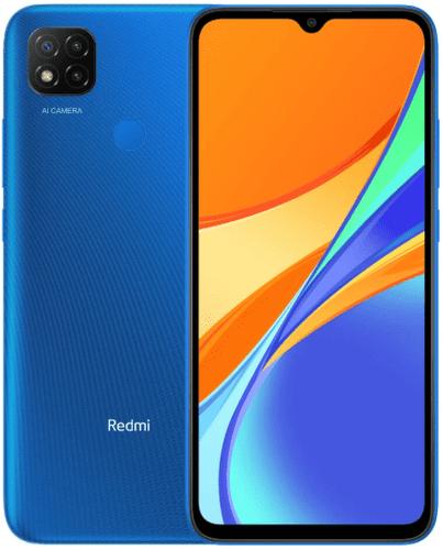 Xiaomi Redmi 9C blue a
