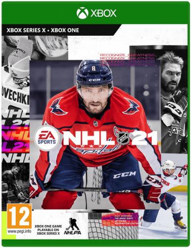 NHL 21- Xbox One/Series hra