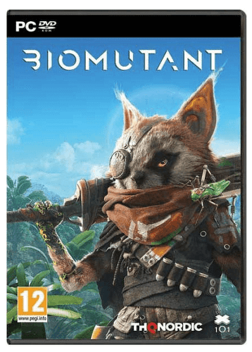 Biomutant - PC hra
