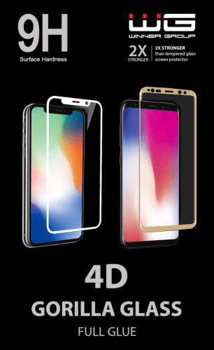 Winner 4D ochranné sklo pre Samsung Galaxy A20s čierna