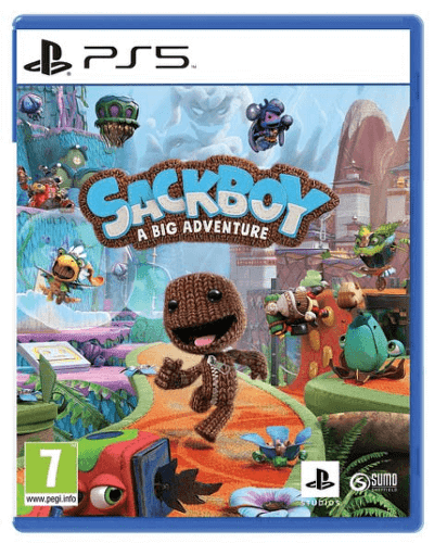 Sackboy: A Big Adventure - PS5 hra