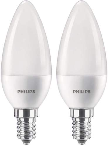 Philips 7W(60W) E14 B38