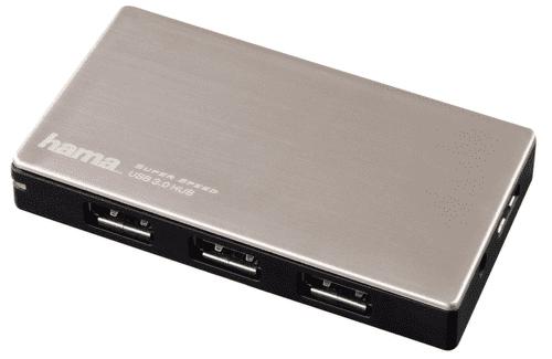 Hama 54544 USB 3.0 hub 1:4