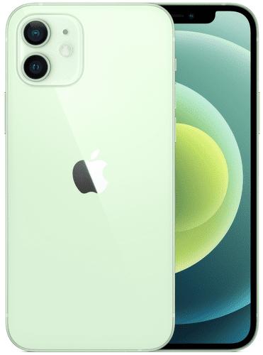 Apple iPhone 12 256 GB Green zelený