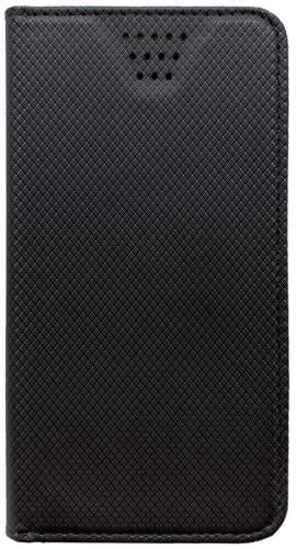 """Mobilnet knižkové puzdro 4,7-5,3"""" čierna"""
