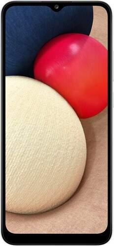 Samsung Galaxy A02s 32 GB biely