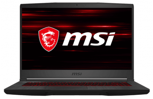 MSI GF65 Thin 10SER-1213CZ čierny