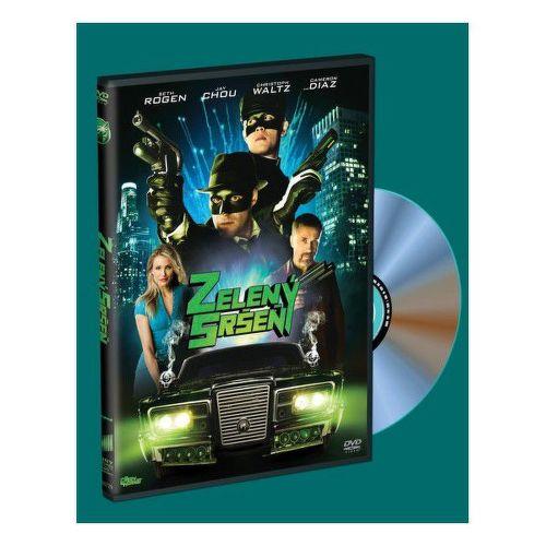 Zelený sršeň- DVD film