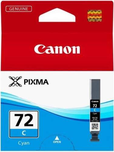 Canon PGI-72C Cyan (6404B001) azúrová