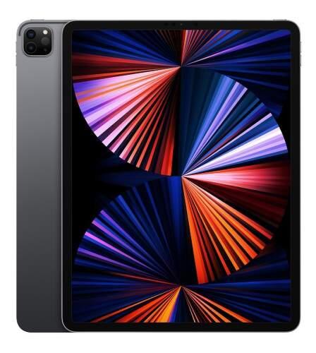 """Apple iPad Pro 12,9"""" M1 (2021) 512GB Wi-Fi MHNK3FD/A vesmírne sivý"""