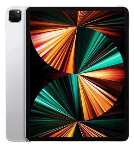 """Apple iPad Pro 12,9"""" M1 (2021) 128GB Wi-Fi + Cellular MHR53FD/A strieborný"""