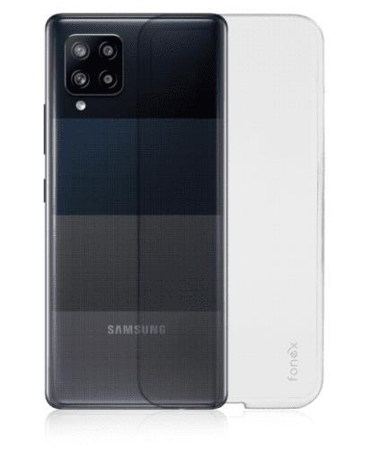 Fonex Invisible puzdro pre Samsung Galaxy A42 5G transparentná