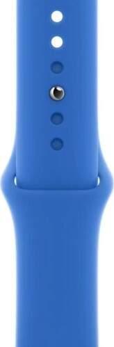 Apple Watch 40 mm športový remienok stredomorsky modrý