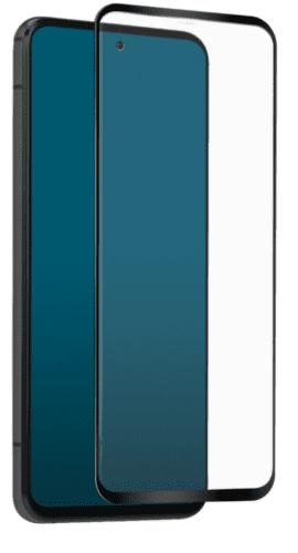 SBS tvrdené sklo Full Cover pre Xiaomi Redmi Note 10 Pro/Mi 11i čierna