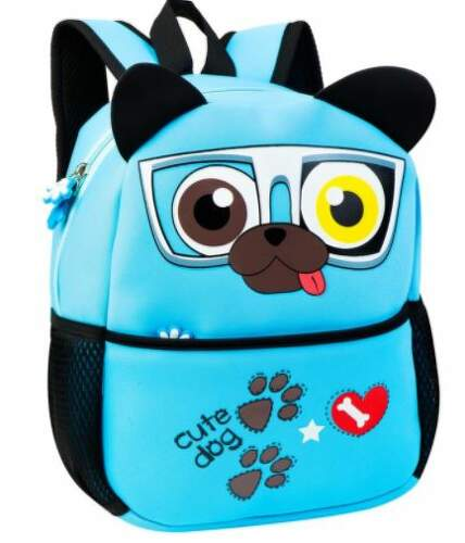 Spokey Bag Dog Blu batoh neoprenový