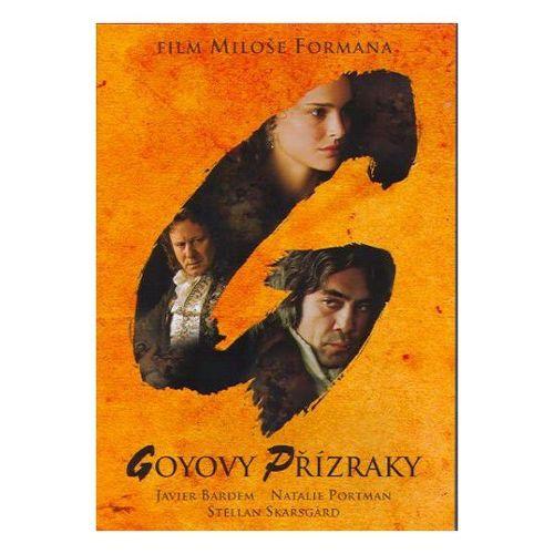 DVD F - Goyove prízraky (pošetka)