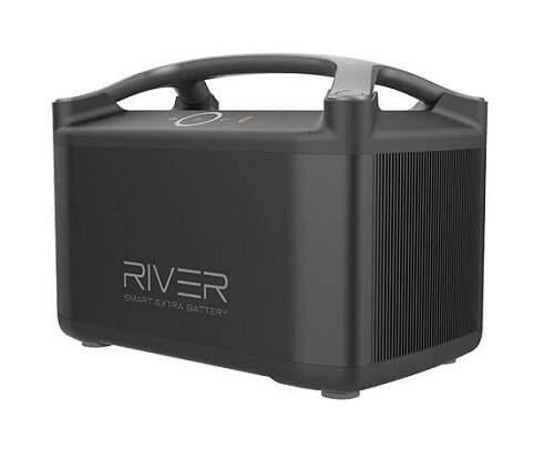EcoFlow River 720 Wh batériový modul pre EcoFlow River 600 Pro