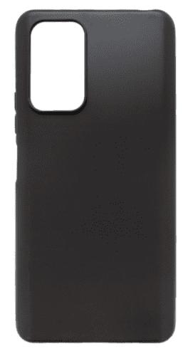Mobilnet gumené puzdro pre Xiaomi Redmi Note 10 Pro čierna