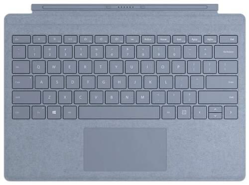 Microsoft Surface Pro Signature Type Cover EN modrý