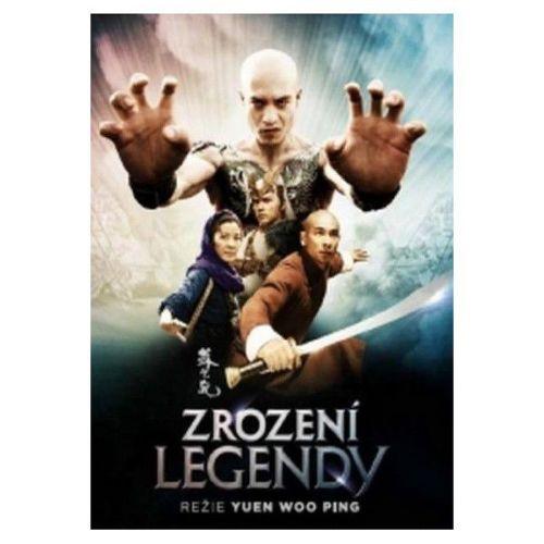 DVD F - ZROZENÍ LEGENDY