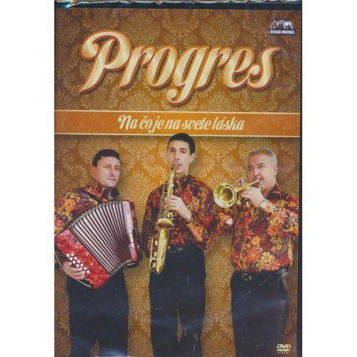 DVD H - PROGRES - NA CO JE NA SVETE LASKA