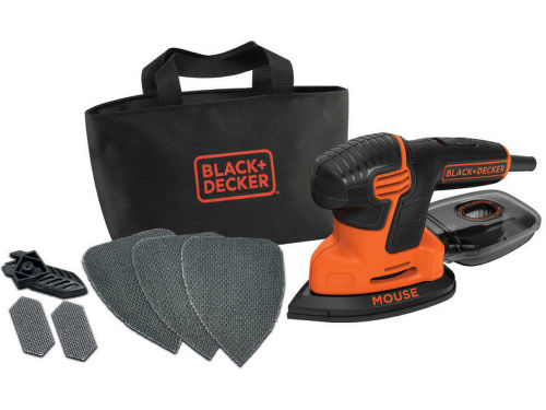 BLACK&DECKER KA2000, brúska