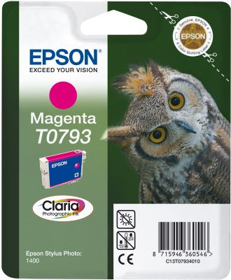 EPSON T07934020 MAGENTA cartridge Blister