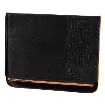 101399 aha Urban Styles Croom, obal pre Apple iPad2, čierny