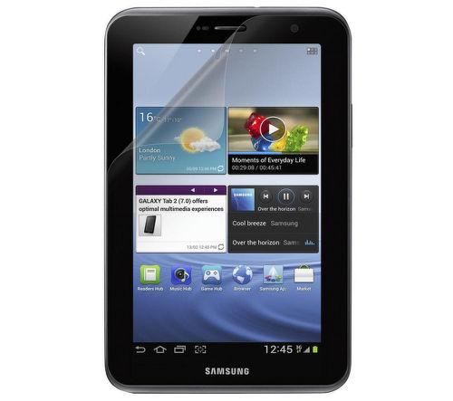 """Belkin ochranná fólia Samsung Galaxy Tab 2 7"""", antireflexná"""